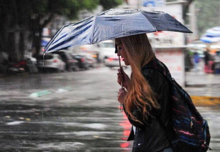 Un frente frío y su masa de aire pueden generar lluvias, granizo, descenso brusco de temperatura, entre otros. (Noticias vespertinas)
