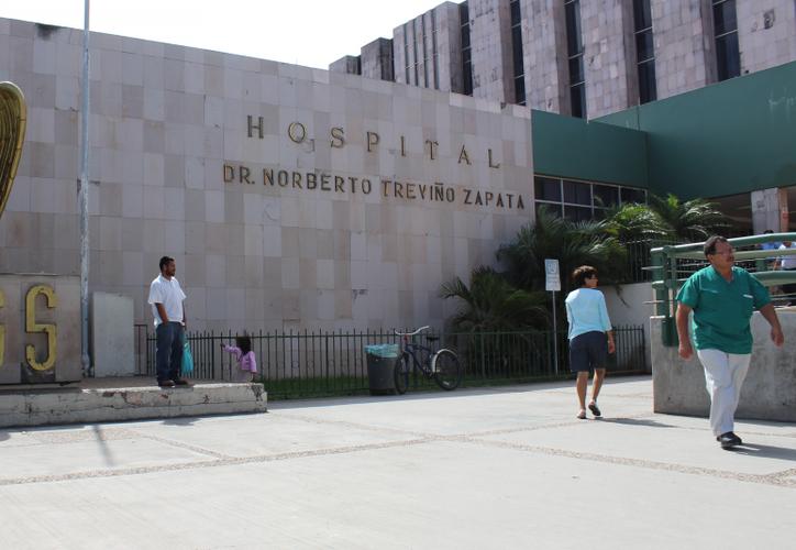 Los hechos ocurrieron en el Hospital de Zona No. 13, del Instituto Mexicano del Seguro Social, en Matamoros, Tamaulipas. (Contexto/Internet)