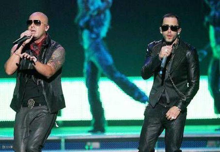 Wisin & Yandel buscarán la mejor voz de México (Archivo/Milenio)