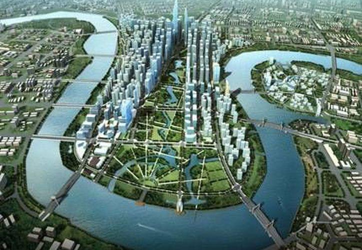 El proyecto es financiado por los Gobiernos de China y de Singapur. (tumblr.com)