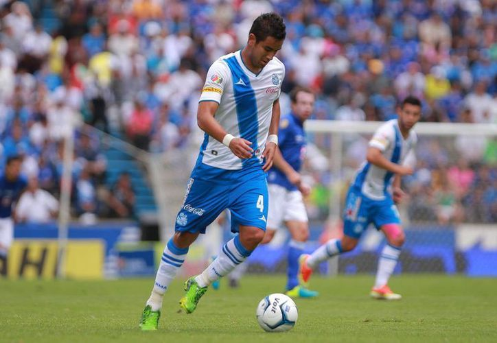 Puebla perdió en casa ante el Cruz Azul la semana pasada. (Foto: Agencias)
