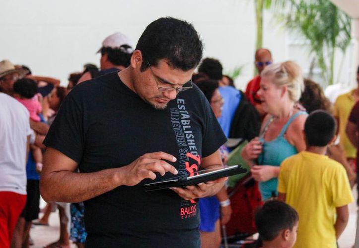 La aplicación suma 100 millones de descargas; apuestan ahora por el sector restaurantero. (Francisco Gálvez/SIPSE)