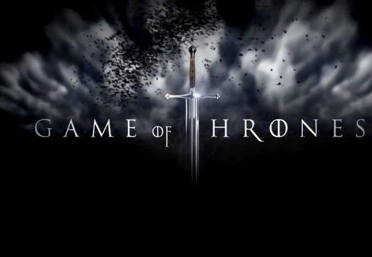 'Game of thrones' está basada en los libros de fantasía de George R.R. Martin. (91x.com)
