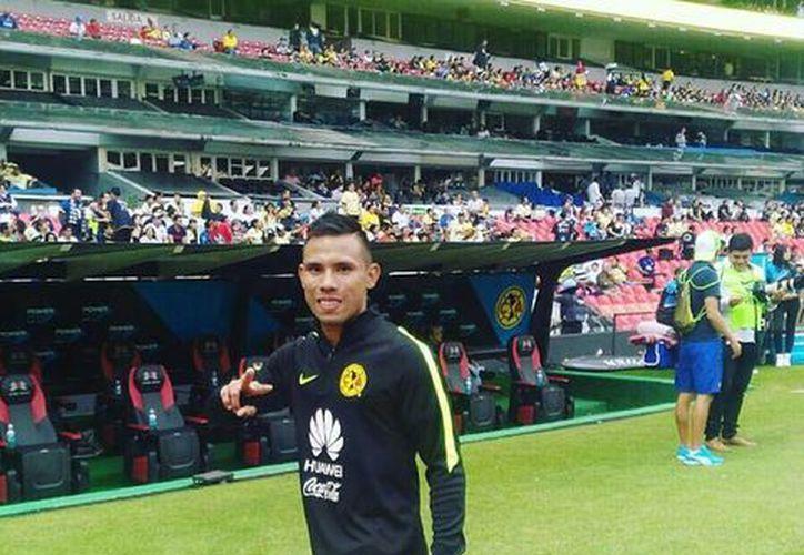 El futbolista yucateco Carlos Rosel fue incluido por Ignacio Ambriz en la lista final para enfrentar el mundial de clubes que se realizará en Japón.Actualmente  'El chivo'   ha sido requerido en múltiples ocasiones en los partidos de liga. (Intagram:carlosrosel302)