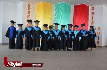 Colegio Kayab realiza festival de graduación