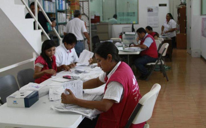 Durante las votaciones del 2017 serán colocadas 34 mil 188 casillas en las entidades de Coahuila, Nayarit, Estado de México y Veracruz. (Imagen ilustrativa/ SIPSE)