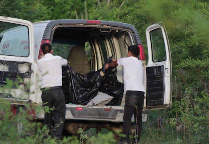 Este domingo fueron hallados cinco cadáveres en dos fosas clandestinas ubicadas en Villa Unión, Sinaloa. (Noroeste)