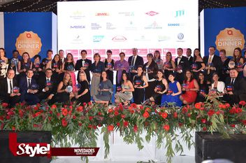 Cena de Certificación Top Employers 2019 en Cancún