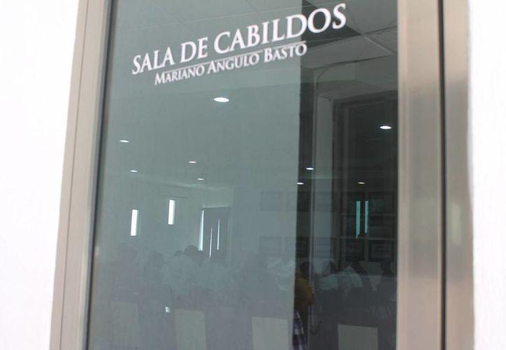 Se sostuvo una reunión con el director general y el inversionista de la empresa Intrasiso para llegar a un acuerdo sobre la concesión. (Harold Alcocer/SIPSE)