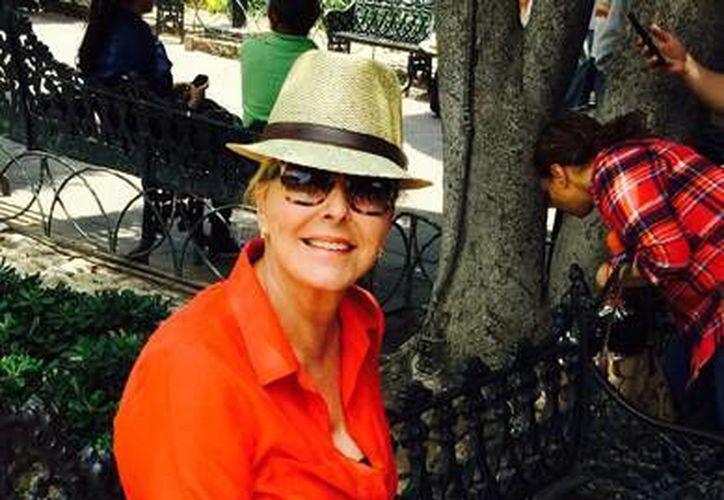 A cuatro meses de haber sido hospitalizada de emergencia debido a una contracción de arterias cerebrales, la actriz argentina Margarita Gralia se recupera de salud luego de cambiar su residencia a esta ciudad. (Notimex)