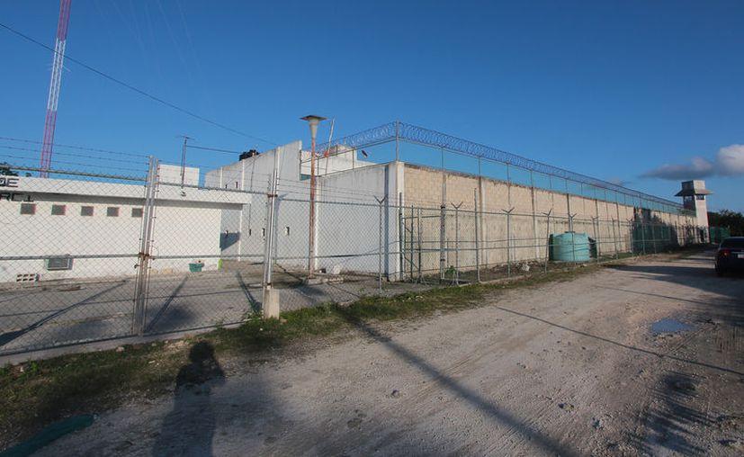 Para lograr la certificación de la cárcel de Cozumel es necesario incrementar la infraestructura. (Foto: Gustavo Villegas/SIPSE)