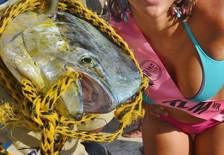 """El torneo de pesca """"Rodeo de Lanchas Mexicanas"""" es el segundo más importante a nivel nacional. (Julian Miranda/SIPSE)"""