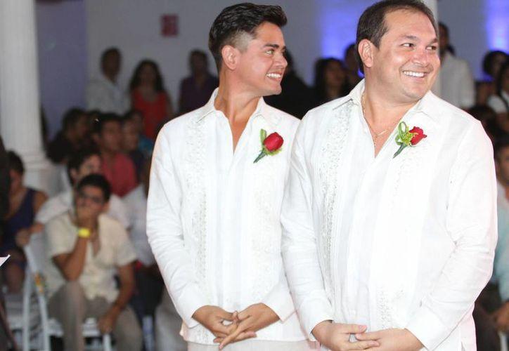 Inicialmente la pareja se casaría en el Distrito Federal. (Jorge Peña/SIPSE)