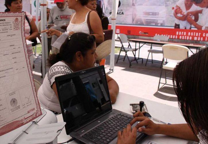 María Guadalupe es el nombre más popular en México para las mujeres y en los hombres, el más usado es Juan. (nvinoticias.com)