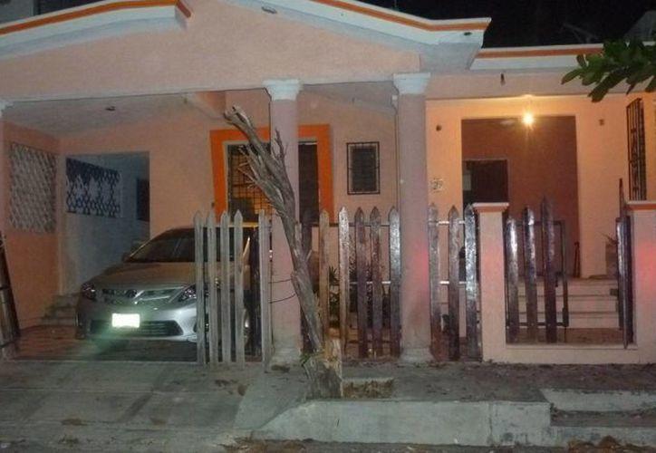 La policía municipal atendió el llamado de auxilio del domicilio de la colonia Payo Obispo. (Archivo/SIPSE)