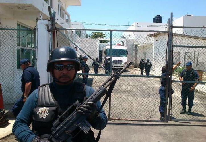Todos los reclusos muertos recibieron heridas con armas punzocortantes. (SIPSE/Foto de contexto)