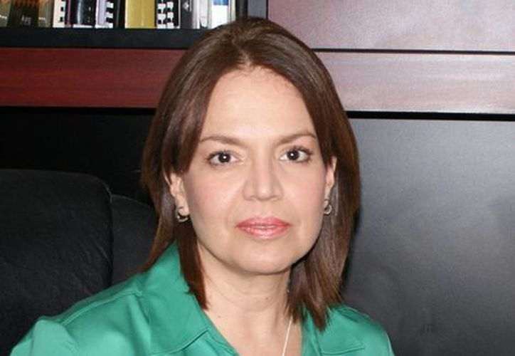 María de Lourde Rosas Moya se perfila como presidenta del nuevo Iepac en Yucatán. (Milenio Novedades)