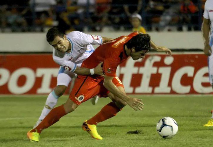 La semana pasada el CF Mérida venció 1x0 a a Ciudad del Carmen. (Milenio Novedades)