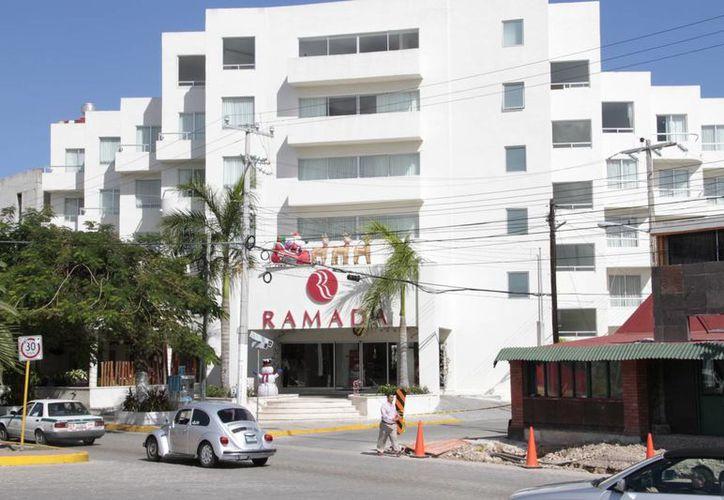 Se disponen de tres mil 500 habitaciones en el centro de la ciudad. (Tomás Álvarez/SIPSE)