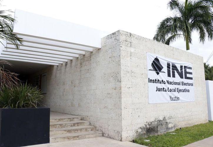 El INE aplicó sanciones a seis partidos por sus gastos de campaña en Yucatán. (Milenio Novedades)