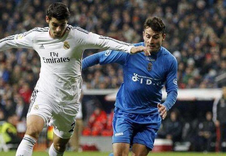 Álvaro Morata fue vendido por el equipo merengue a la Juventus en 2014 por unos 22 millones de euros. (Archivo AP)