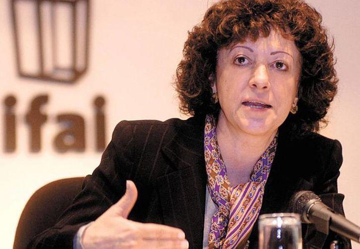Eligen a Jacqueline Peschard Mariscal para presidir el Comité de Participación Ciudadana del Sistema Nacional Anticorrupción. (Archivo/Agencias)