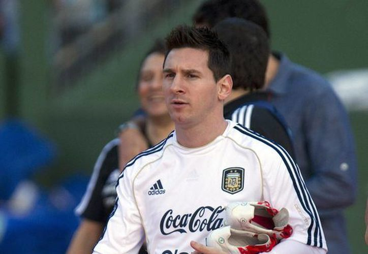 Messi ya ha desembolsado millonarias cantidades a Hacienda, pero todavía deberá presentarse a declarar el 27 de septiembre. (EFE)