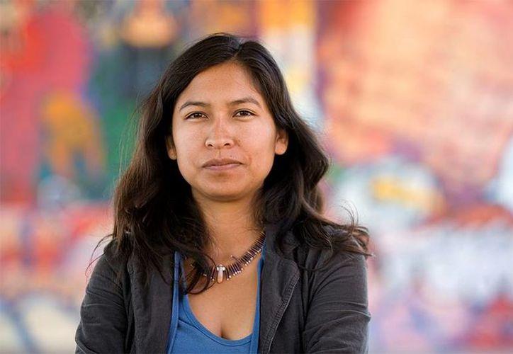 """Yolanda Cruz ha realizado en su carrera siete documentales antes de emprender la producción de """"La raya"""", para Canana Films. (petate.com)"""