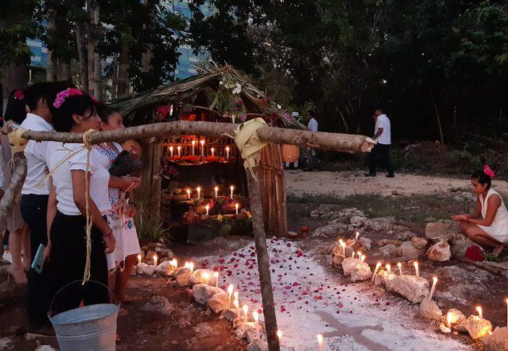 Invitan a despedir a las ánimas en Playa del Carmen - Sipse.com