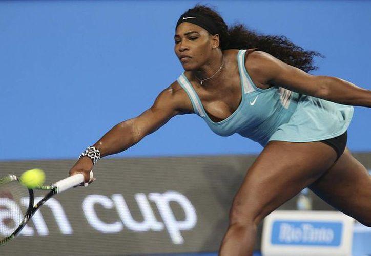 Serena Williams acaba de desplazar a Chris Evert de la tercera posición como tenista con más semanas como número 1 del ranking mundial. (eurosport.com)