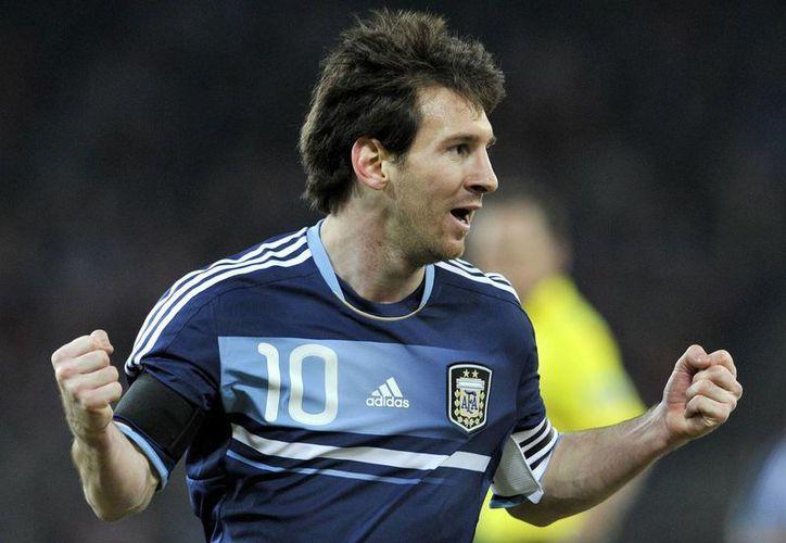 Messi está acusado de evadir el pago de 5.3 millones de dólares al fisco. (EFE)