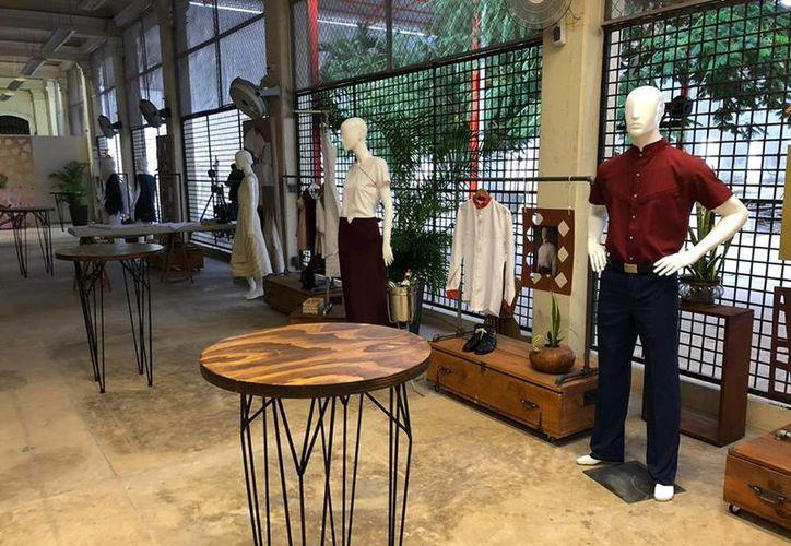 Piensan a Yucatán como referente del Laboratorio de Innovación en Moda. (Imagen de la Canaive)