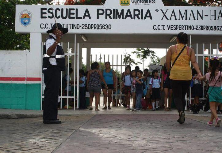 Durante la próxima semana se realizarán los festivales de fin de curso en escuelas del estado. (Octavio Martínez/SIPSE)