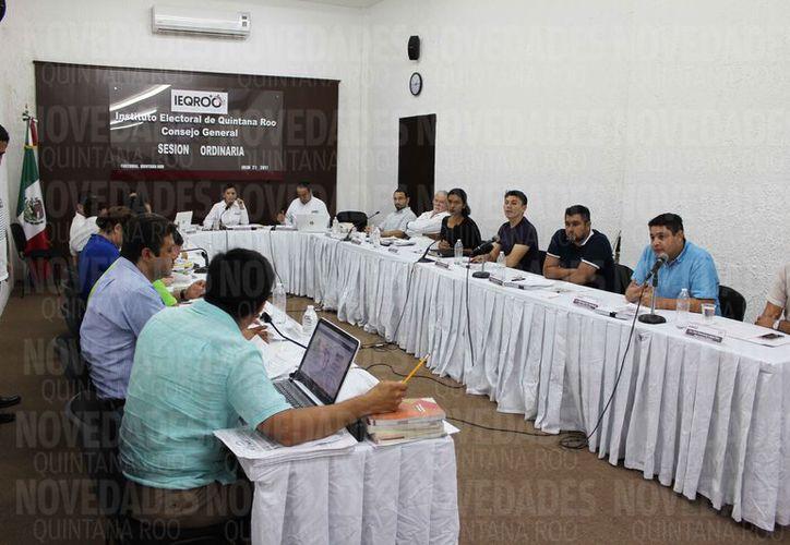El consejo general del Ieqroo regulará el desarrollo de las actividades electorales. (Benjamín Pat/SIPSE)