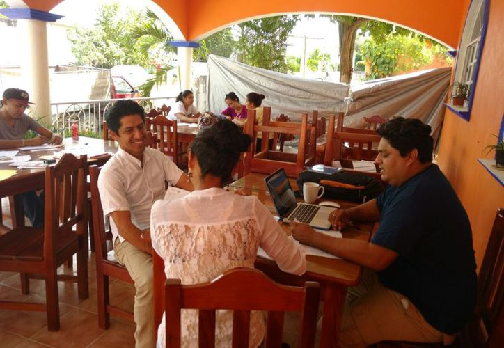 El programa invita a las empresas pequeñas y medianas del sector, para que participen y conozcan las posibilidades de crecimiento. (Javier Ortiz/SIPSE)