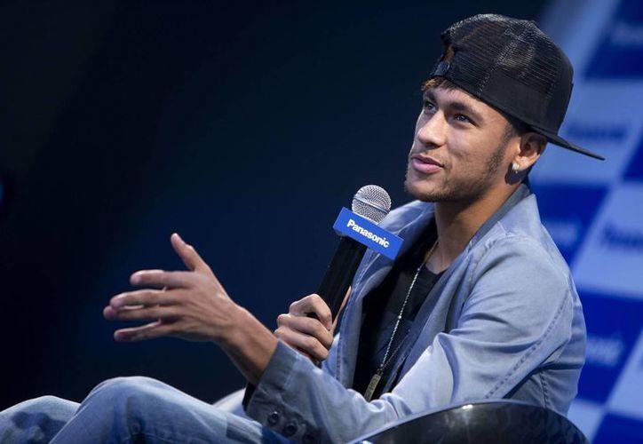 El atacante de la selección brasileña Neymar reconoció que su primer año en el Barza no fue lo que esperaba. (EFE/Archivo)