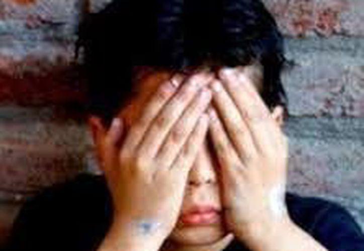 Los hijos, víctimas colaterales de las personas con ira, angustia y amargura provocadas por la distimia. (Milenio Novedades)