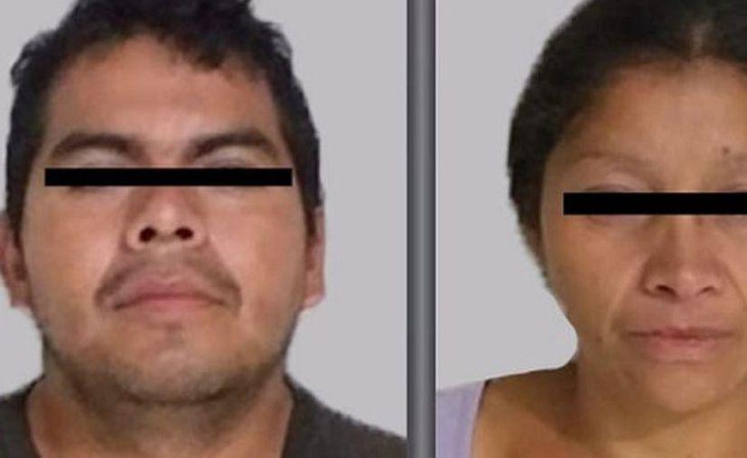 La pareja esta relacionada con al menos siete muertes. (FGJEM)