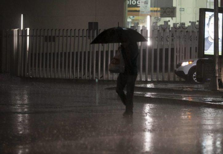 Habrá lluvias menores en los estados de Sinaloa, Nayarit y Durango, informó Conagua. (Archivo/Notimex)