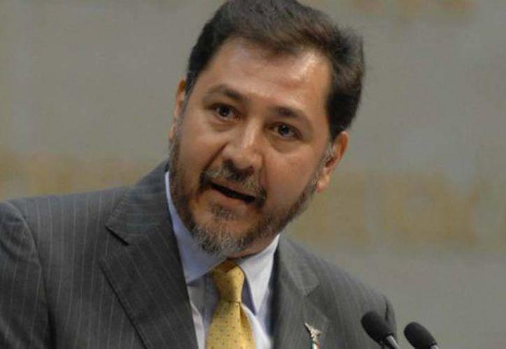 Gerardo Fernánez Noroña quiere ser candidato independiente a la Presidencia de la República en 2018. (las5.mx)