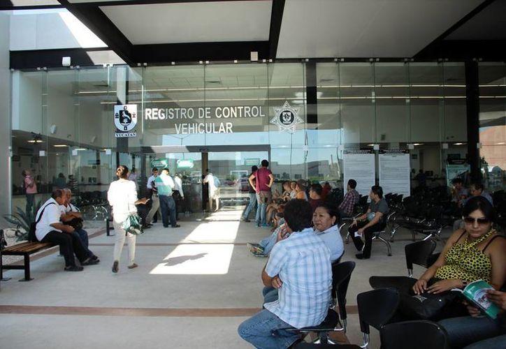 El Gobierno del Estado de Yucatán asegura que la recaudación por el canje de tarjetas de circulación vehicular va lento, a pesar de que queda poco tiempo para realizar el trámite sin recargos. (Milenio Novedades)