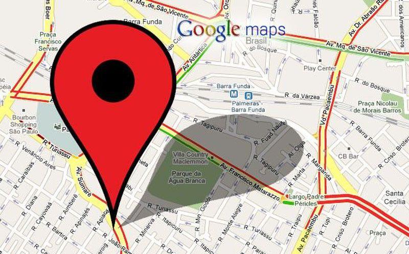 los usuarios de google maps ya podrn indicar sus movimientos a amigos y familiares por medio
