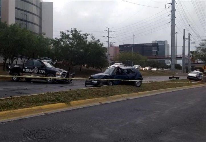 Tras el incidente las autoridades viales de ese estado analizan reducir la velocidad de esa avenida. (Foto: El Mañana).