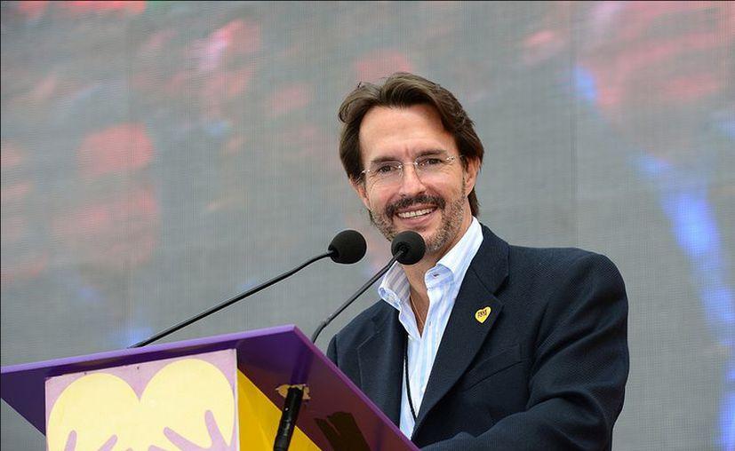 Castro Landeros inició la causa del Teletón en 1997. (teleton.org.mx)