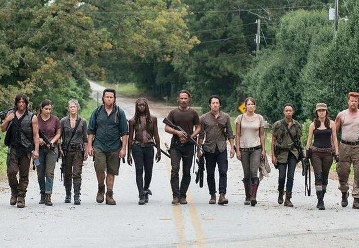 Fox lanzó en redes sociales el nuevo adelanto de la serie estrella 'The Walking Dead'. (Facebook)