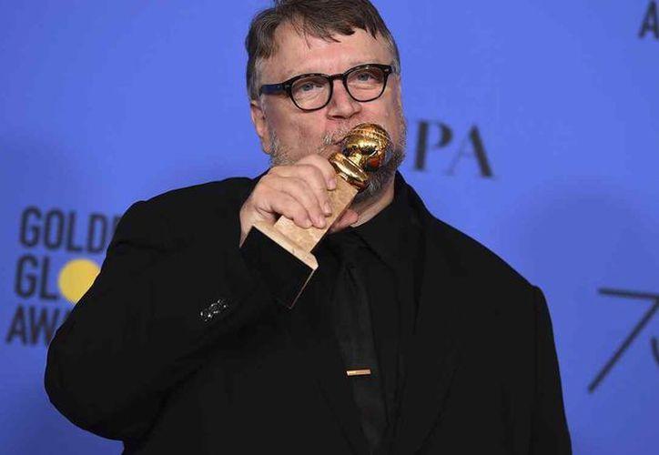 Artistas, autoridades e instituciones como la Academia Mexicana de Artes y Ciencias Cinematográficas (Amacc), felicitaron a Guillermo del Toro. (Contexto/ Internet)