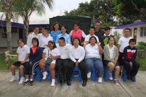 Inauguran huerto en la Fundación Pro Síndrome de Down