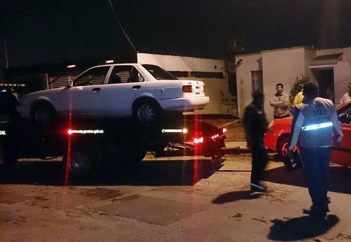 En las últimas semanas en Mérida se han presentado detenciones de vehículos que prestaban el servicio de Uber. La imagen está utilizada solo con fines ilustrativos. (Archivo/ Milenio Novedades)