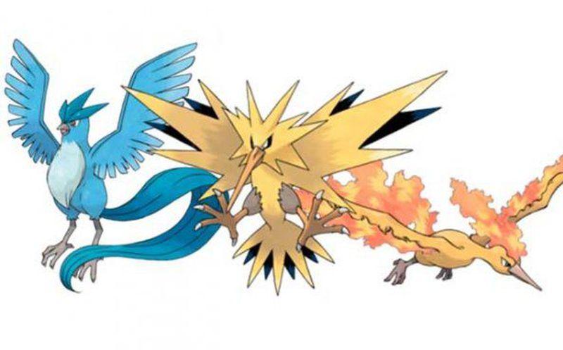 Niantic reveló que en julio llegarían los pokémones legendarios a Pokémon GO
