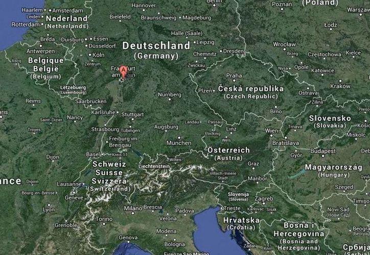 Los agroempresarios mexicanos que participaron en la feria de alimentos en Franckfurt, Alemania, reportaron que las ventas estimadas en el corto y mediano plazos fueron superiores a los 13 mdd. (Google Maps)